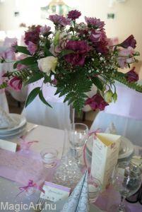 Asztali virág