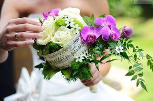 Menyasszony Csokor (2)