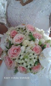 Menyasszony Csokor (6)