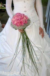 Menyasszonyi csokor (10)